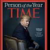 Tạp chí Time chọn ông Trump là 'nhân vật của năm'