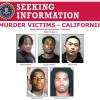 $20K cho thông tin nghi can 5 vụ sát nhân, có nạn nhân gốc Việt