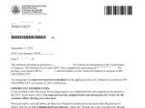 Mẫu thư phỏng vấn – phần giấy tờ mà NVC yêu cầu