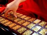 Vàng trong nước cao hơn vàng ngoại 6 triệu đồng/lượng