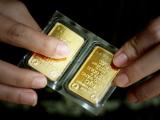Vàng thế giới giảm mạnh nhất trong bảy tuần