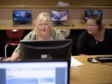 Kinh tế Mỹ: Thất nghiệp giảm, việc làm tăng