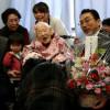Cụ bà thọ nhất thế giới mừng sinh nhật thứ 117