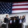 TT Trump đón 3 công dân Mỹ vừa được Triều Tiên phóng thích