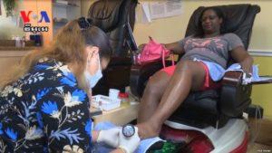 California thông qua luật giúp cho người làm nail, tóc
