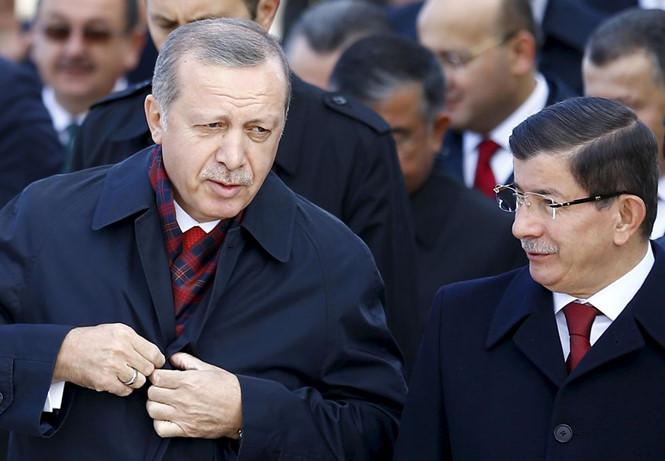 Thổ Nhĩ Kỳ: Tổng thống và Thủ tướng rạn nứt quan hệ